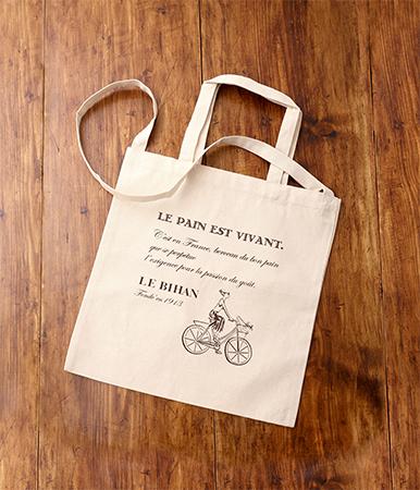 ル ビアンオリジナルデザイントートバッグの画像
