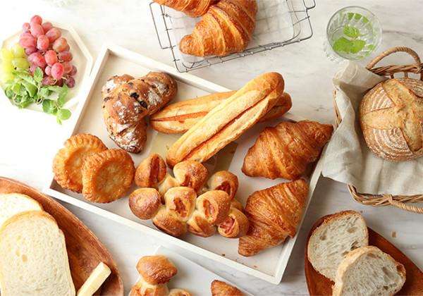 ル ビアンのパンの画像