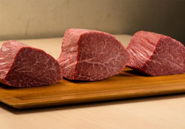 特撰和牛ヒレ肉の画像