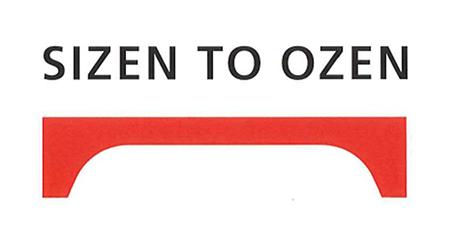 SIZEN TO OZENのロゴ