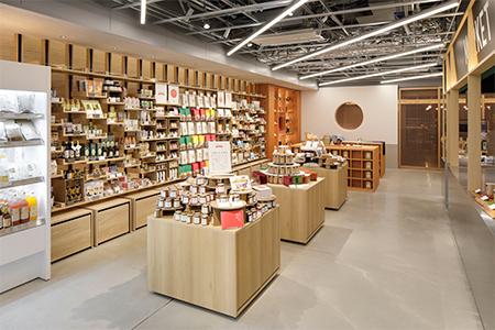 SIZEN TO OZENの店舗画像
