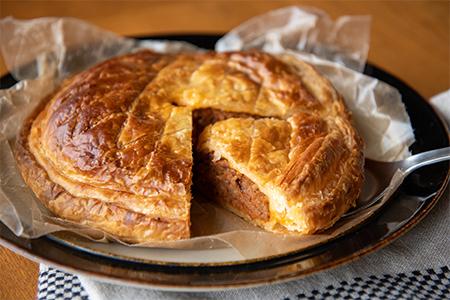 ビーフミートパイの画像