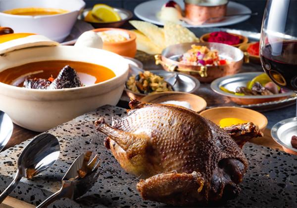 鳩肉料理専門店『鳩肉屋』の料理画像