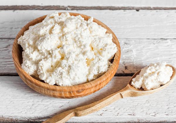 カッテージチーズの画像