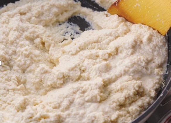 いつもの料理にかけるだけ おからパウダーダイエット おからホワイトソースの画像