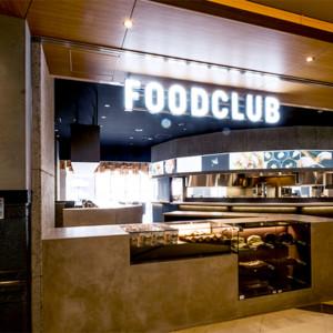 フードホール「FOODCLUB」の画像