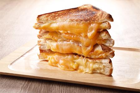 グリルドチーズサンドイッチCLASSIC(クラシック)の画像