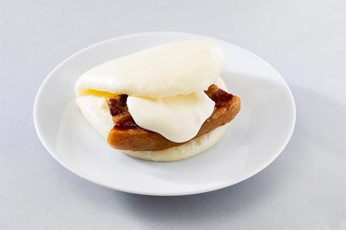 チーズ角煮まんじゅうの画像