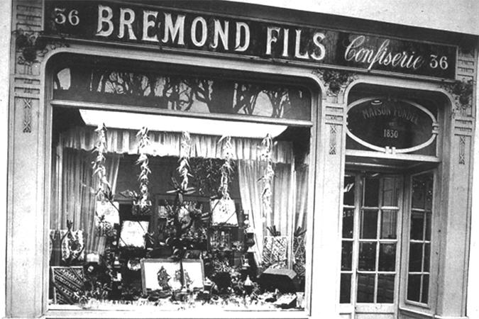 プロヴァンスで創業したメゾンブレモンド1830