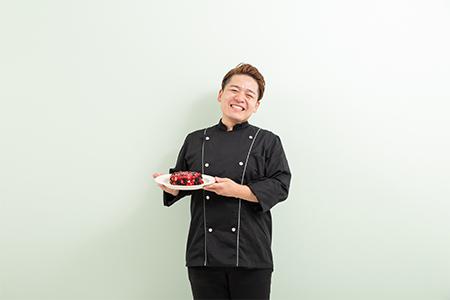 パティシエ 加藤幸樹氏
