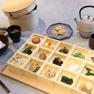 現代里山料理ZEN HOUSE「里山朝食」