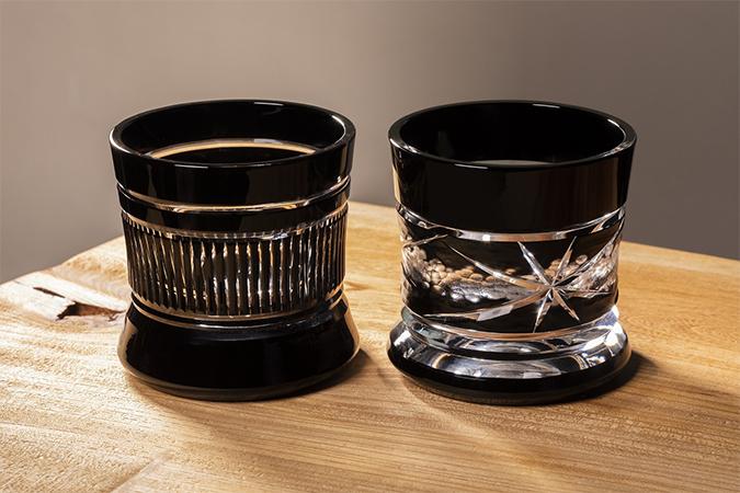 江戸切子レンズグラス