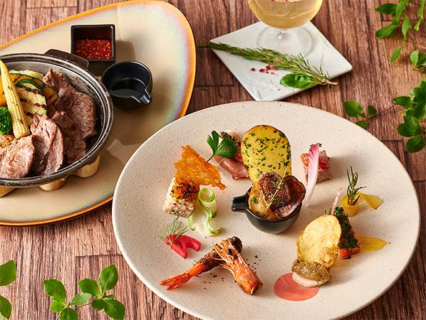 東京マリオットホテル Wellness Dinner