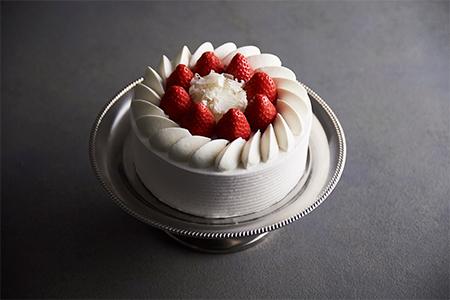 クリスマス ショートケーキ