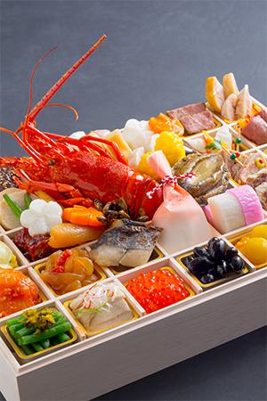 日本料理・西洋料理・中国料理 一段