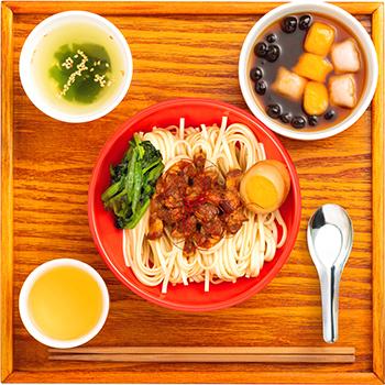 乾麺(ガンメン)セット