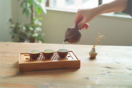 週替わりで楽しめる本格台湾茶