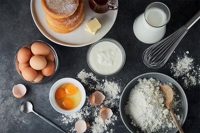 カフェ&ブックス ビブリオテークのパンケーキおいしさの秘密