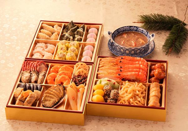謝朋殿 新春銘菜 中華おせち料理