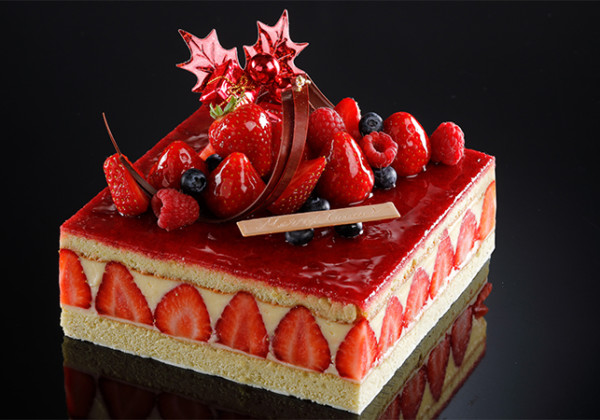 35周年記念 クリスマスケーキ
