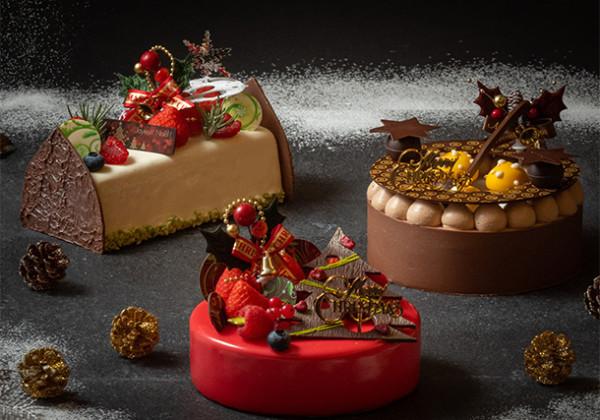 クリスマスを華やかに彩るクリスマスケーキ