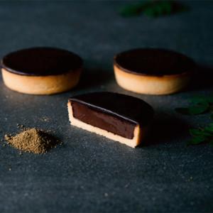 ハナレの生チョコタルト 山椒