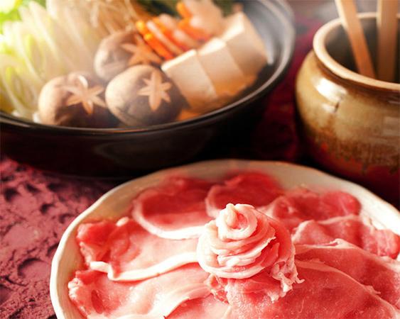 牡丹鍋(九州産の猪)