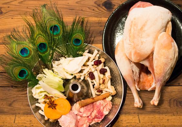 「米とサーカス」秋冬名物【獣鍋】