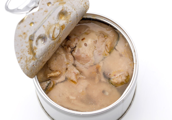 サバ缶の画像