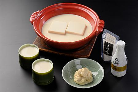 豆水とうふセット