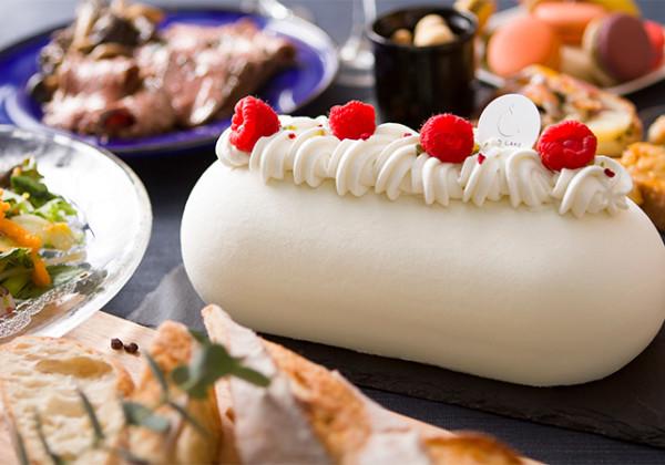 冷凍配送専門オンラインパティスリー「AND CAKE」のケーキ