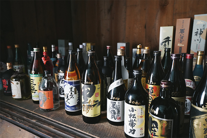 『なら酒蔵なべ』アルコール各種