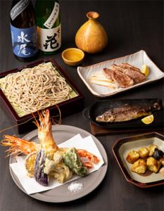 「 KAWAKAMI - AN TOKYO 」の料理