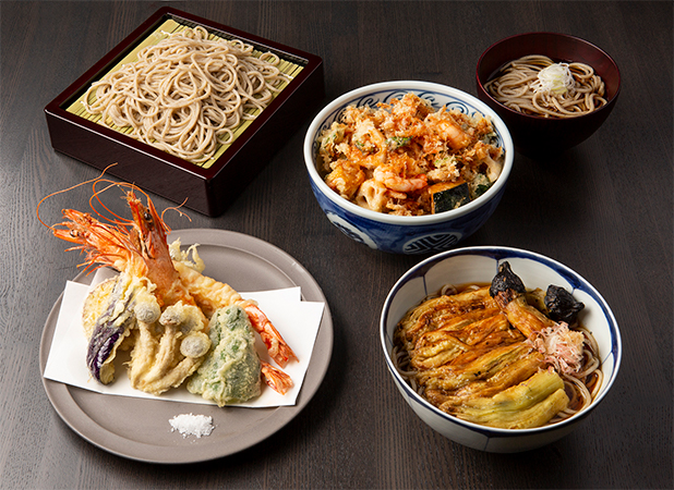 「 KAWAKAMI - AN TOKYO 」の昼メニュー