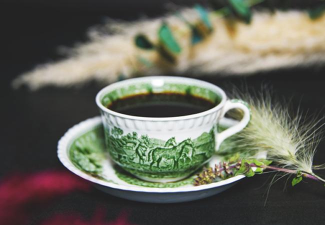 「山田珈琲豆焙煎所」のコーヒー