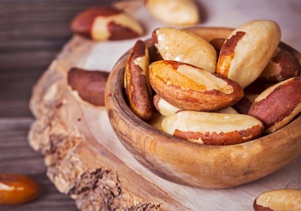 ブラジルナッツの画像