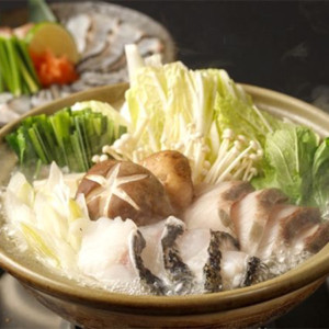 土佐鰤と玉九絵の極み出汁鍋