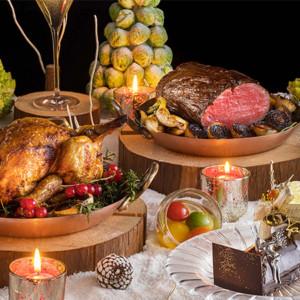 ホワイトクリスマスディナーブッフェ