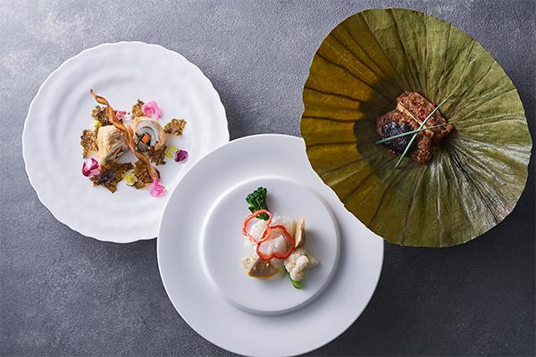熊本県食材フェア料理