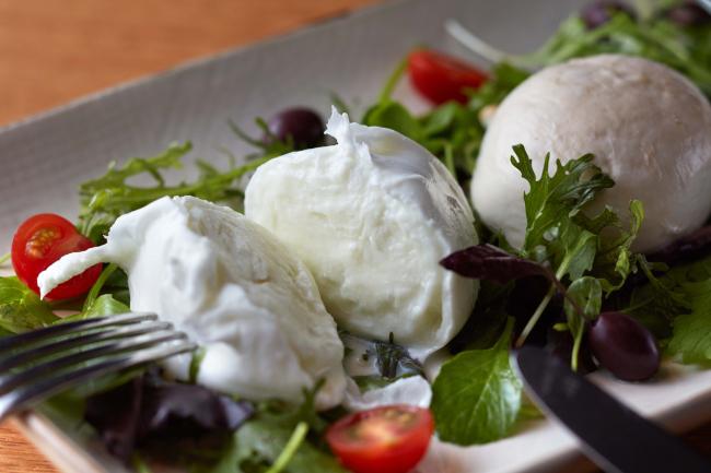 オービカのモッツァレラチーズ