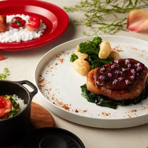 ハイアット セントリック 銀座 東京「3rd Anniversary Celebration Dinner」