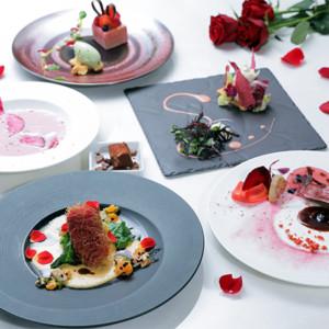ウェスティンホテル仙台 バレンタインディナーコース2021