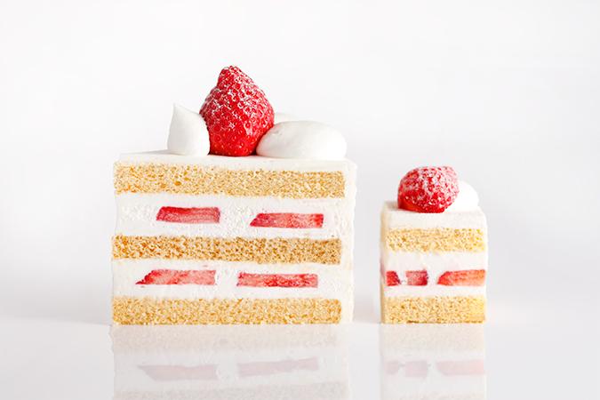 スーパーあまおうショートケーキ ホテルニューオータニ
