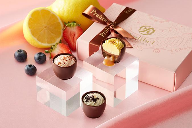 プラリベル フルーツカップケーキショコラ