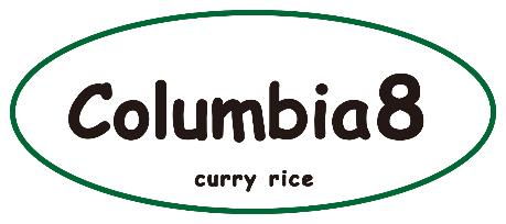 コロンビアエイトのロゴ