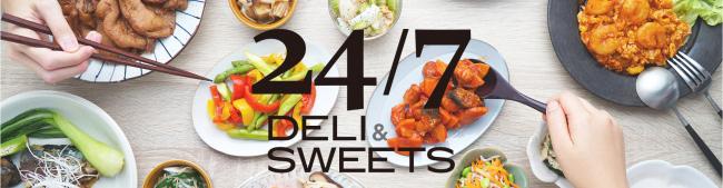 24/7 DELI&SWEETS
