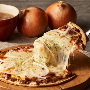 オニオングラタン チーズピッツァ【koe pizza】