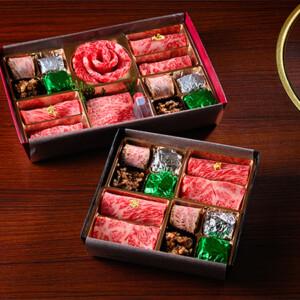 肉チョコギフト【神楽坂 翔山亭】