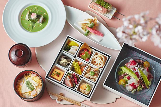 SAKURA Lunch Box【琵琶湖マリオットホテル】