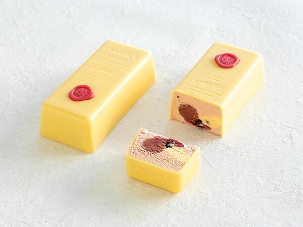 【カノーブル】コンテンポラリーバターケーキ「フランボワーズショコラ」